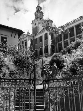 Entrance to Hong Kong University