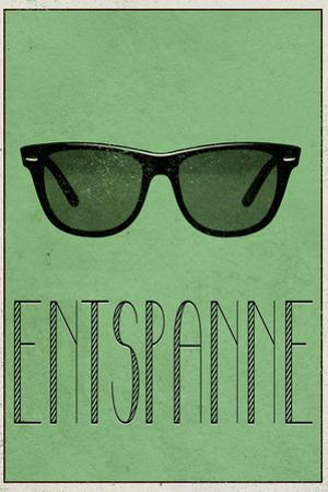 Entspanne (German - Relax)