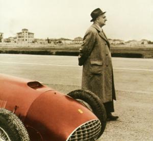 Enzo Ferrari F1 Grand Prix