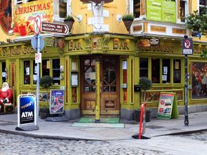 Oliver St.John Gogarty Bar in Temple Bar Area by Eoin Clarke