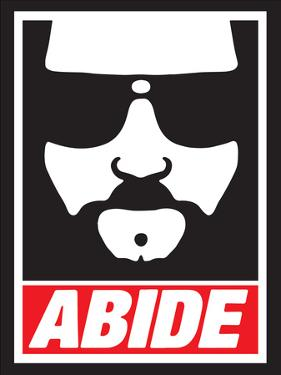 Abide (The Dude) by Ephemera