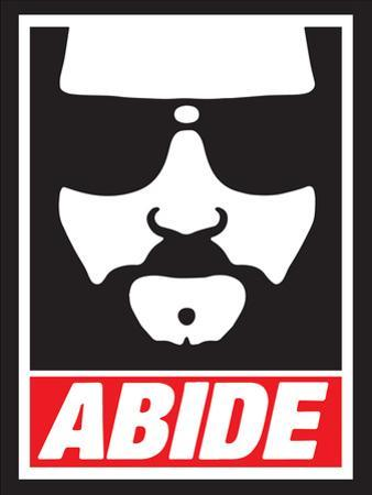 Abide (The Dude) by Ephemera