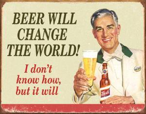 Ephemera - Beer Change Wood