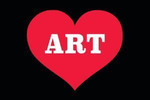 Heart (Love) Art by Ephemera