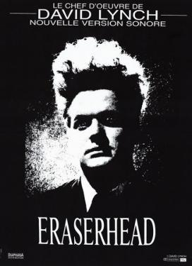 Eraserhead, French Poster Art, 1977