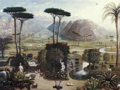 Garden of Eden by Erastus Salisbury Field