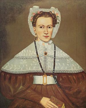 Mrs. Pearce by Erastus Salisbury Field