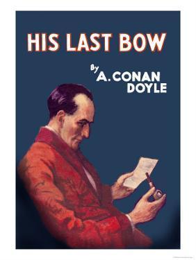 Sherlock Holmes- His Last Bow by Erberto Carboni