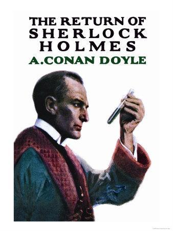 The Return of Sherlock Holmes I
