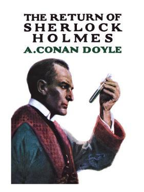The Return of Sherlock Holmes I by Erberto Carboni
