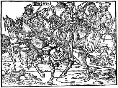 Janissaries, 1486
