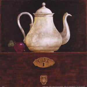 Coffee Pot by Eric Barjot