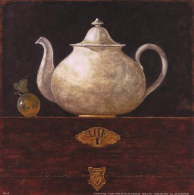Tea Pot by Eric Barjot