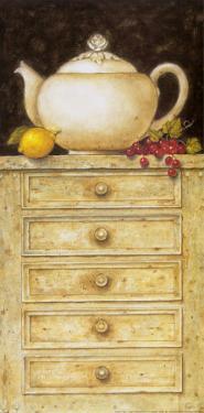 Urn on a Dresser IV by Eric Barjot