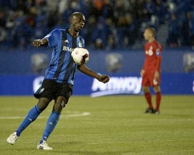 Mls: Toronto FC at Montreal Impact by Eric Bolte