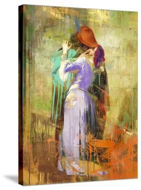 Hayez's Kiss 2.0 by Eric Chestier