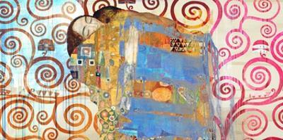 Klimt's Embrace 2.0 by Eric Chestier