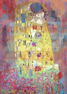 Klimt's Kiss 2.0 by Eric Chestier