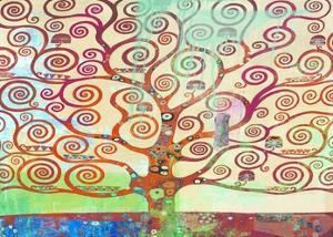 Klimt's Tree 2.0 by Eric Chestier