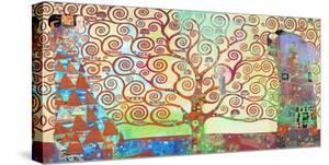 Klimt's Tree of Life 2.0 by Eric Chestier