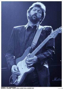 Eric Clapton- Royal Albert Hall, London 1987