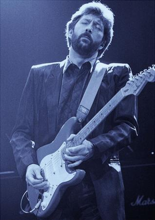 Eric Clapton- Royal Albert Hall, London 1987