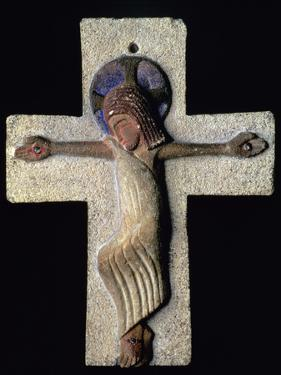 Crucifixion Relief by Eric Gill