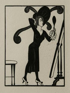 Dress, 1920 by Eric Gill