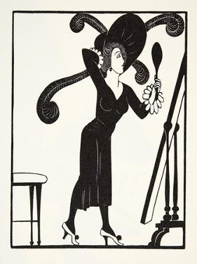 Dress, 1921 by Eric Gill
