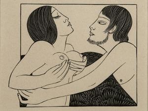 Ibi Dabo Tibi, 1925 by Eric Gill