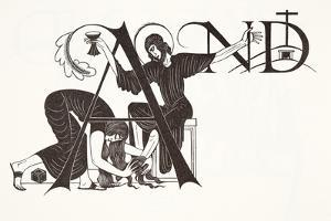 Mary Magdalene, 1931 by Eric Gill