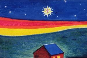 Star of Bethlehem, C.1912 by Eric Gill