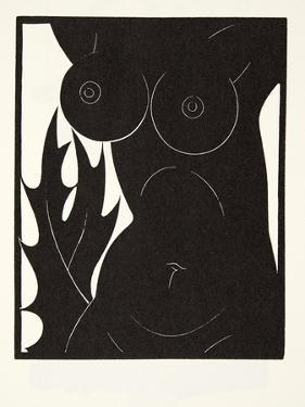 The Thorn in the Flesh, 1921 by Eric Gill