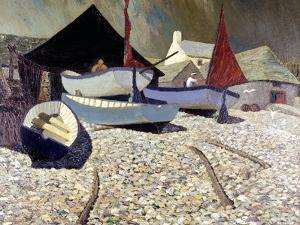 Cadgwith, the Lizard by Eric Hains