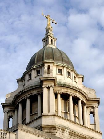 Dome of Old Bailey