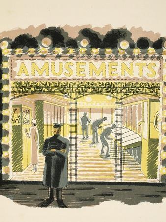 Amusement Arcade