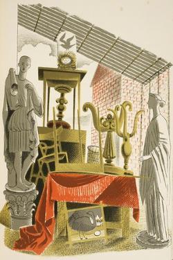 Antique Shop by Eric Ravilious