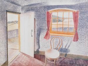 Interior at Furlongs, 1994 by Eric Ravilious