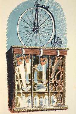 Ironmonger by Eric Ravilious