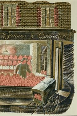 The Bakers and Confectioners by Eric Ravilious