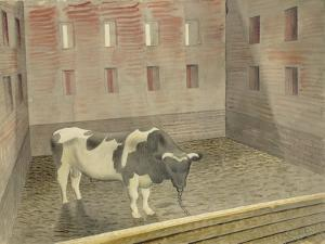 The Bull by Eric Ravilious