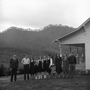 Folk Music Legends, the Carter Family by Eric Schaal