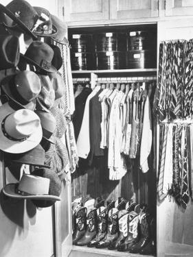The 21 Club's Jack Kriendler's Wardrobe by Eric Schaal