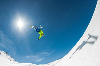 Backcountry Backflip by Eric Verbiest