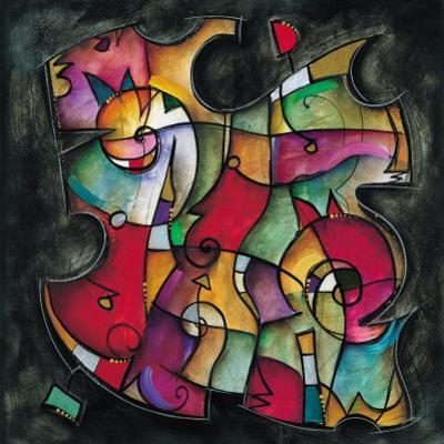Noir Duet I by Eric Waugh