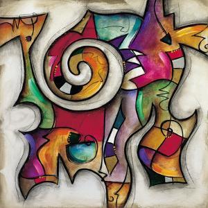 Swirl II by Eric Waugh
