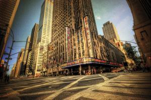 Radio City by Eric Wood