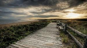 The Boardwalk by Eric Wood