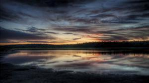 The Fire in the Sky by Eric Wood