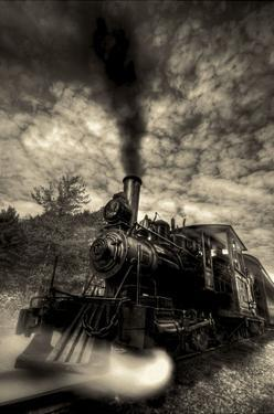 The Streamliner by Eric Wood